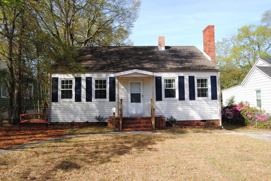1940 MONROE STREET Wilmington NC 28401 id-604216 homes for sale