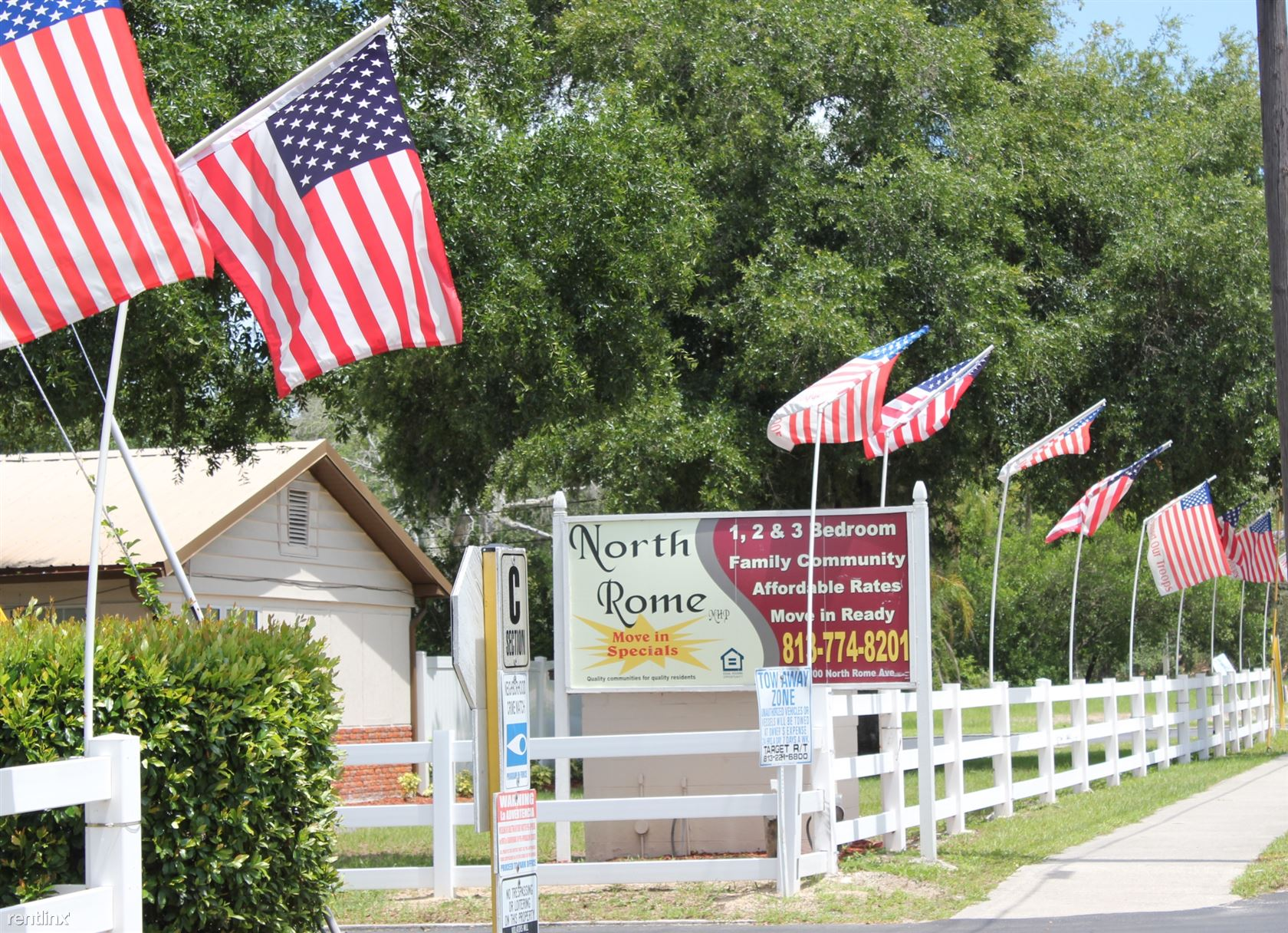 Home For Rent 850 6700 N Rome Ave Tampa Fl 33604