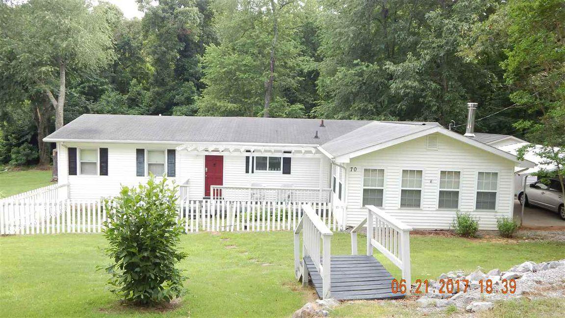 70 PEMBROOK DR Gilbertsville KY 42044 id-202434 homes for sale
